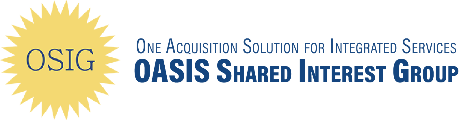 OASIS Shared Interest Group